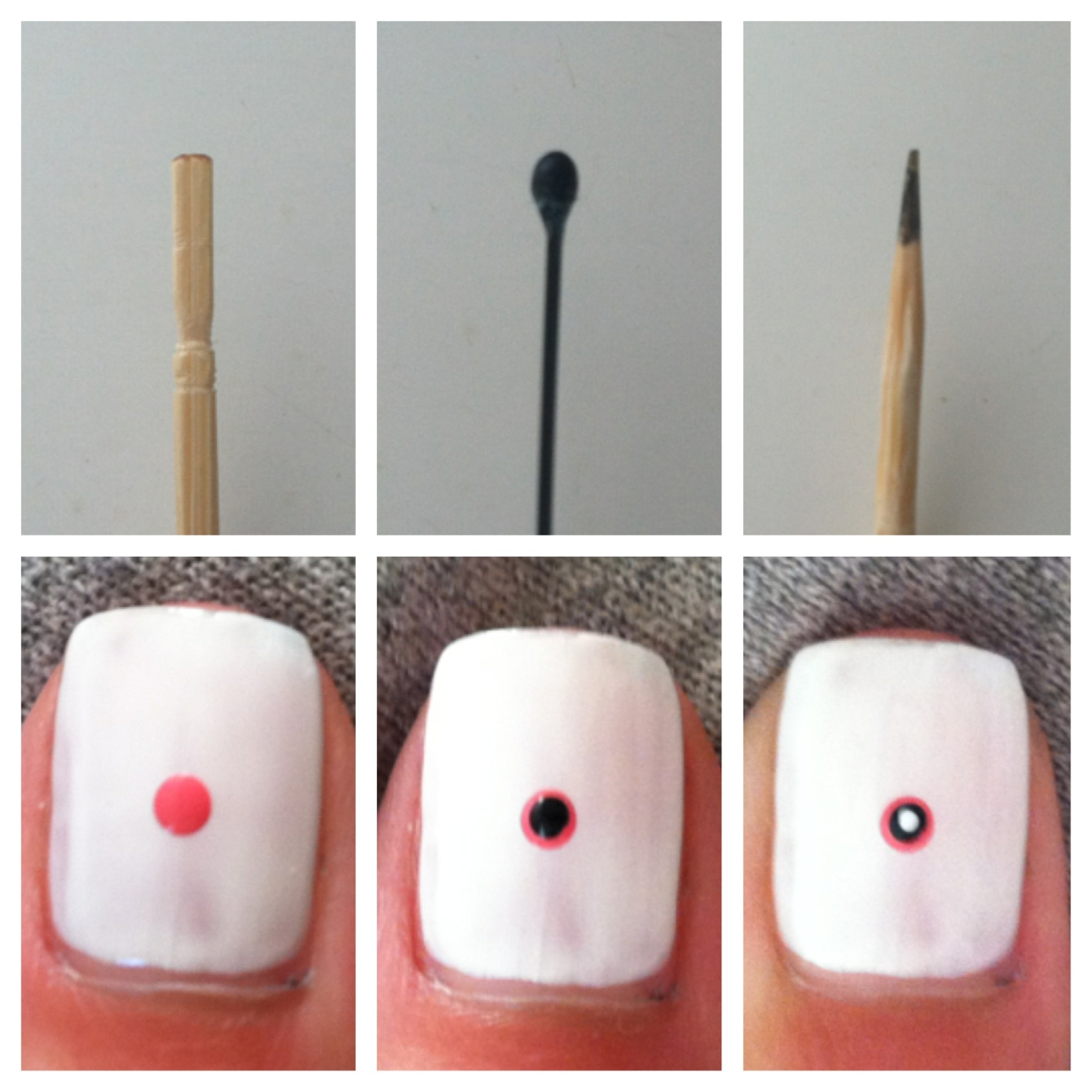 Toothpick Nail Art Designs: Beth's BeYOUty Diary