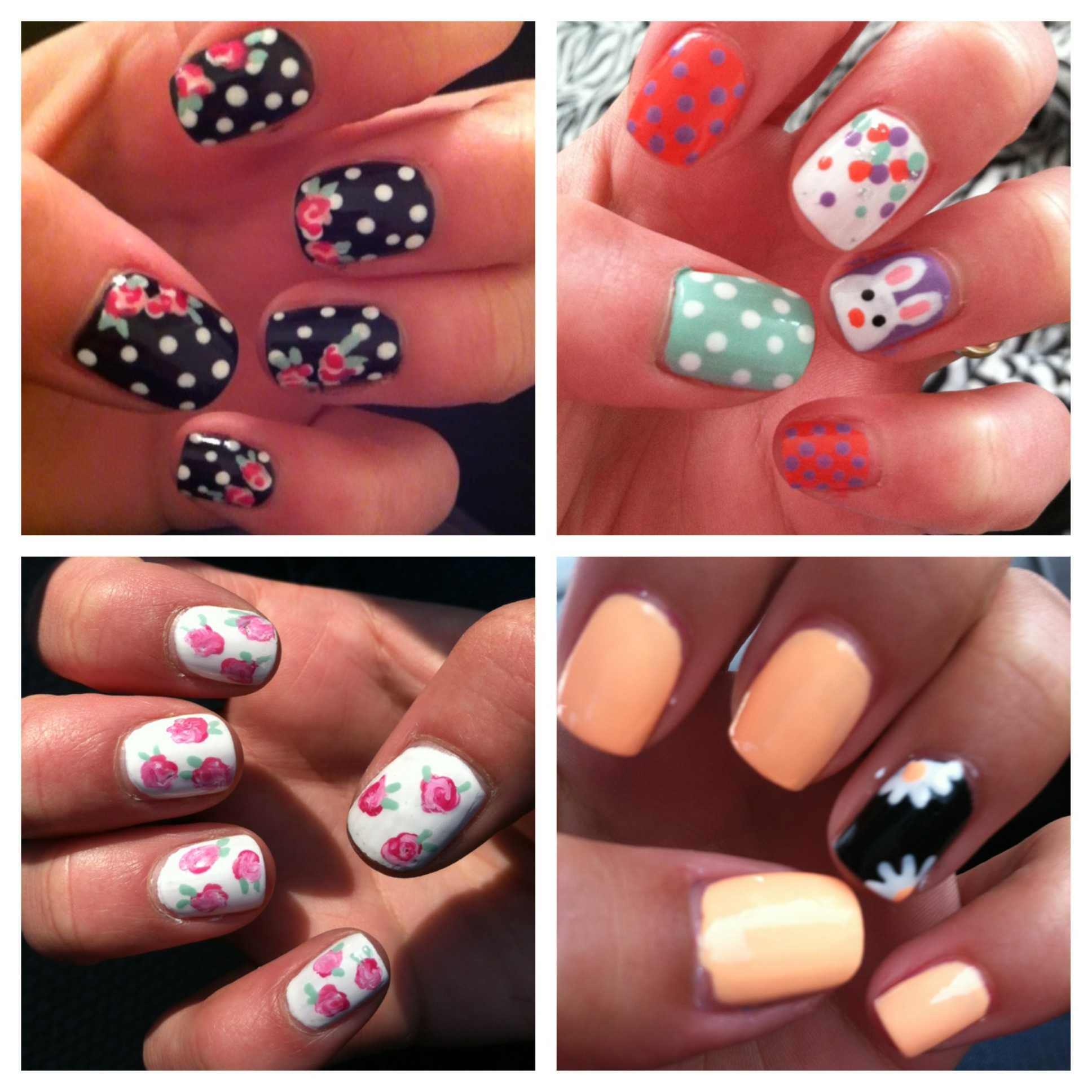 6 tips for nail art beginners beths beyouty diary prinsesfo Gallery